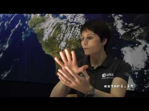 #Farnesina: Samantha Cristoforetti, la ISS, un avamposto dell'umanità nello spazio
