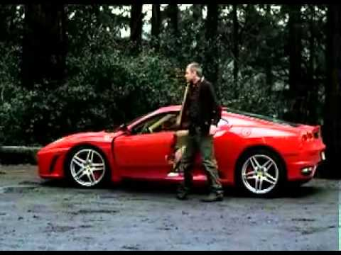 Banned Commercials   Ferrari Out Of Gas