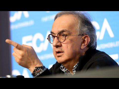 Πέθανε ο εμβληματικός CEO της Fiat Σέρτζιο Μαρκιόνε