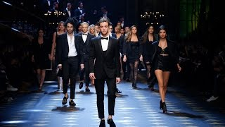 Video Dolce&Gabbana Fall-Winter 2017-18 Men's Fashion Show MP3, 3GP, MP4, WEBM, AVI, FLV Mei 2019