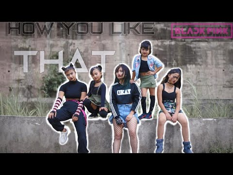 How You Like That | BLACKPINK|  Dance cover by MDA | Choreography by Daphisha & Anie