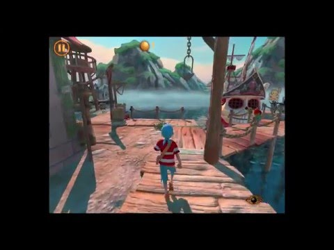 Captain Sabertooth And The Treasure Of Lama Rama - First Look - Gameplay IOS