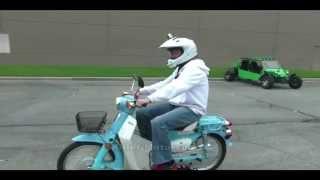 8. Killer Motorsports Bi Metro XLT 110 BMS Scooter Demonstration