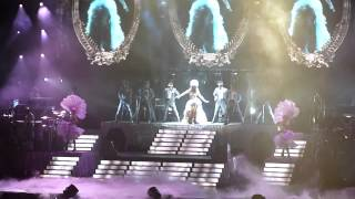 Sexy Jennifer Lopez Melbourne Concert 2012
