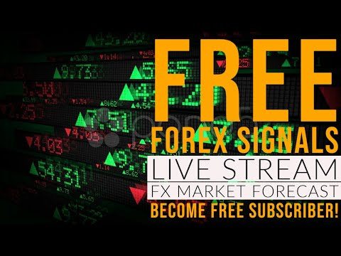 Forex Signals  EUR/USD - USD/JPY M5 - H1 Live Stream