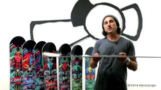 Capita Horrorscope Snowboard 2014