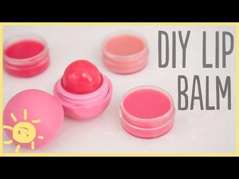 DIY: Φτιάξε τέλειο lip balm σε 5 λεπτά!