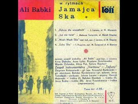 Alibabki - Jamaica Ska lyrics