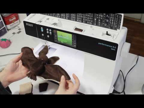 How to Sew a Bat Plush