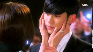 Video You Who Came From The Star Cut Kiss Scene Ep 21 ending MP3, 3GP, MP4, WEBM, AVI, FLV Maret 2018