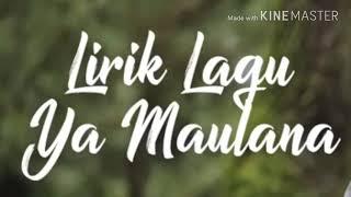 Video Keren Abis !!! Ya Maulana - Versi Cowo MP3, 3GP, MP4, WEBM, AVI, FLV Agustus 2018
