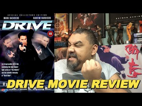 MOVIE DOJO EPISODE 26 (DRIVE 1997 MOVIE REVIEW)