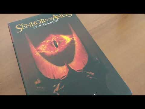 Review Livro - O Senhor dos Anéis - Trilogia