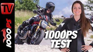 10. Ducati Monster 1200 S Test