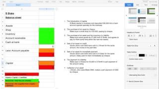 Accounting Masterclass – Class 1