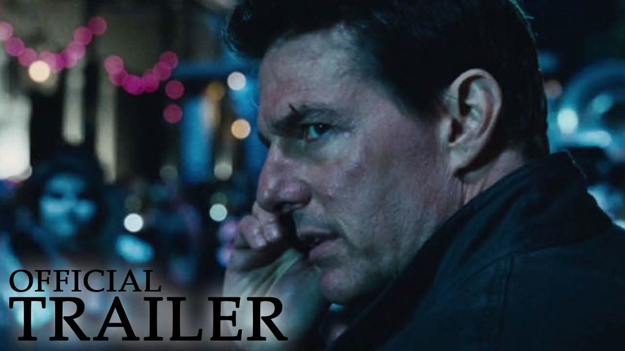 On Digital HD & Blu-ray 1/2017 Watch as Tom Cruise brings justice as Lethal Vigilante 'Jack Reacher: Never Go Back' with Cobie Smulders