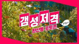 [2020마을동심박람회] 갬성저격 전주 완산동 인생샷 포토존 전주여행코스