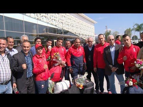 الألعاب الأولمبية للشباب ببوينوس أيريس : الأبطال المغاربة المتوجون يعبرون عن فخرهم بتشريف بلادهم