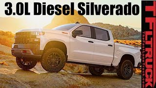 Breaking News: Everything There Is To Know About The 2019 Chevy Silverado