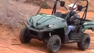2. ATV Television Test - 2008 Kawasaki Teryx 750 Part 2