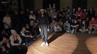 Angyil vs Shez – FREESTYLE SESSION 2019 POPPING TOP8