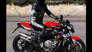 10. MV Agusta Brutale 1078RR exhaust sound compilation