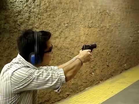 Tiros de Pistola 380