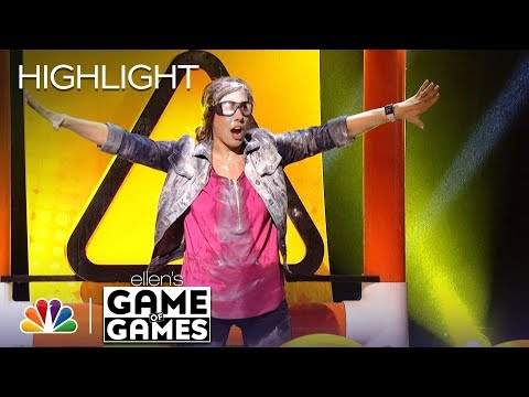Ellen's Game of Games - Danger Word: Episode 3 (Highlight)