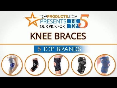 Best Knee Brace Reviews 2017 – How to Choose the Best Knee Brace
