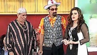 Best Of Nasir Chinyoti and Iftikhar Thakur New Pakistani Stage Drama Full Comedy Clip | Pk Mast