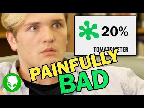SWIPED - A Netflix Movie So Bad It Hurts