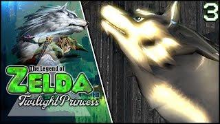 ¡¿Me convierto en un LOBO?! 🐺 - Ep3 - TLO Zelda: Twilight Princess HD