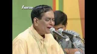 A Live Concert By Dr. M. Balamuralikrishna  Vol 2 | Part 3