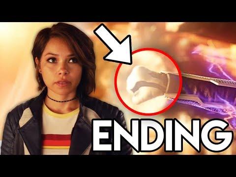 Nora Allen Mistake ENDING Explained - The Flash Season 4 Ending Theory