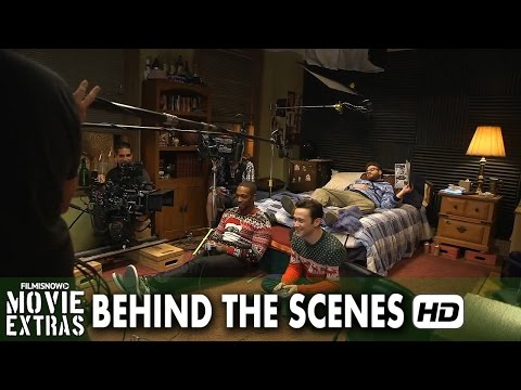 The Night Before (2015) Behind the Scenes - Part 2/2