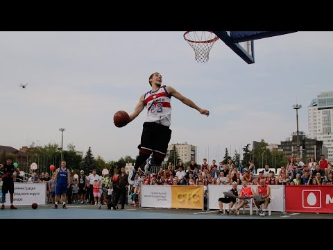 Samara Open 2015: Slam Dunk Contest
