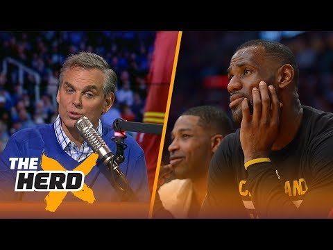 All the reason why LeBron James to the Lakers makes perfect sense | THE HERD