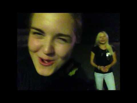 Лена Комар ,только белая) день в Сухобузимо с моими ))