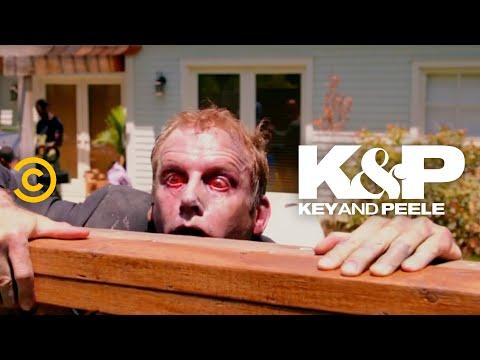 White Zombies - Key & Peele