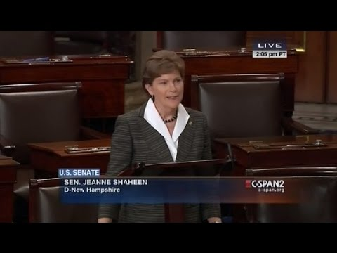 ON SENATE FLOOR, SHAHEEN HONORS AMERICAN JOURNALISTS MURDERED BY ISIS, CONDEMNS TERRORIST ORGANIZATION