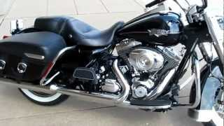 5. 2011 Harley-Davidson Roadking Classic, 103 motor, Hear it run, virgin bike, for sale in Texas