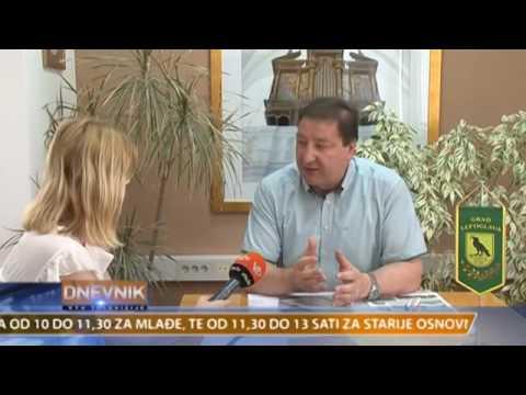 LokalnaHrvatska.hr Lepoglava GRADONAcELNIK sKVARIc: USPRKOS SMANJENJU PRORAcUNA NE ZAUSTAVLJAMO ZAPOcETE INVESTICIJE