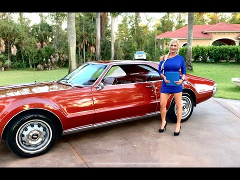Classic 1966 Oldsmobile Toronado SOLD by AutoHaus of Naples! Review w/MaryAnn!