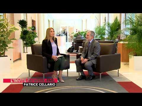 L'invité du week-end : Patrice Cellario