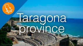 Tarragona Spain  city photo : Tarragona Province - A paradise at the Costa Dorada