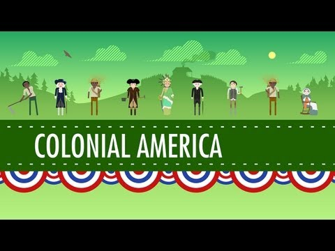 The Quakers, the Dutch, and the Ladies: Crash Course US History #4
