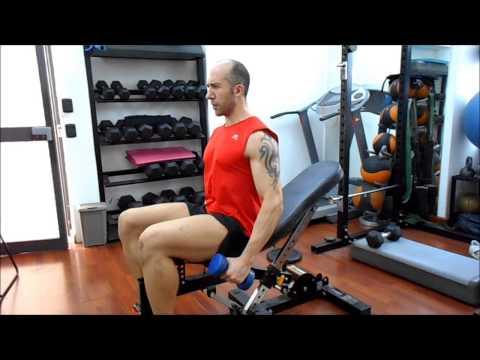 Bodybuilding: allenamento intenso per le spalle