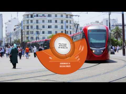 Casablanca : une politique de mobilité intégrée