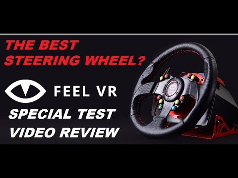Feel VR One - Exclusive test - Review (видео)