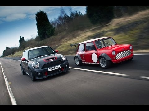 mini - The Mini JCW GP is the fastest production Mini ever built, according to BMW. They may well be right, but we've found what could be the fastest Mini ever, the...
